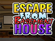 Escape from Basement Hous…