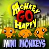 Monkey GO Happy Mini-Monk…