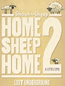 Home Sheep Home 2 : Lost …