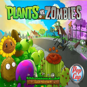 Play Plants vs. Zombies game