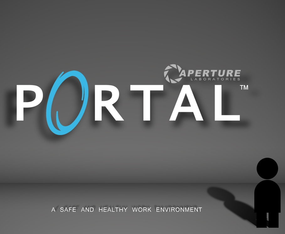 flash portal game
