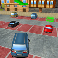 Shopping Mall Parking 3D
